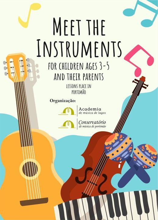 Meet the Instruments Class, 10 Weeks