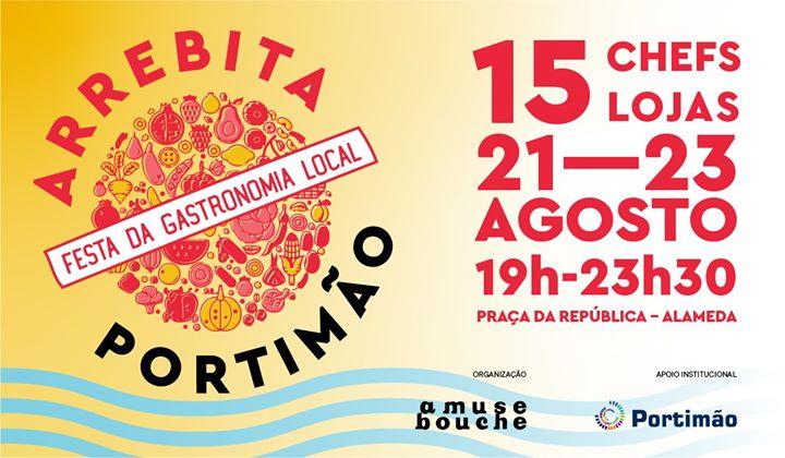 Arrebita Portimão | Festa da Gastronomia Local