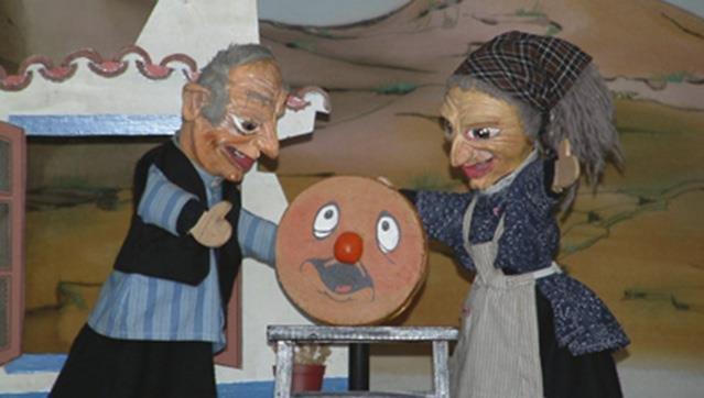 Marionetas com Era Uma Vez...
