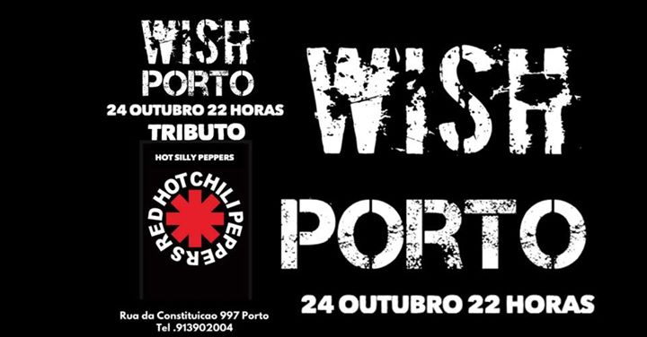 TRIBUTO RED HOT CHILLI PEPPERS