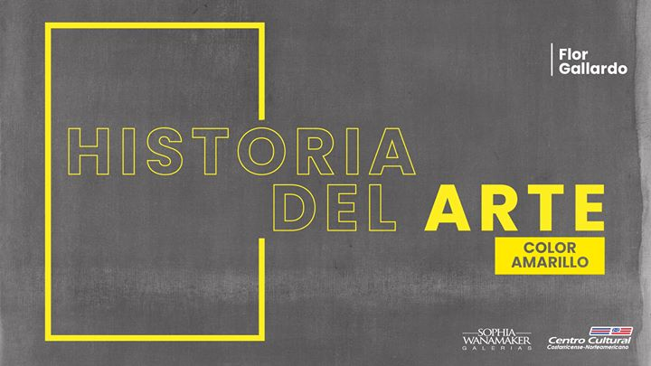 Historia del Arte, Color Amarillo (Workshop Virtual)