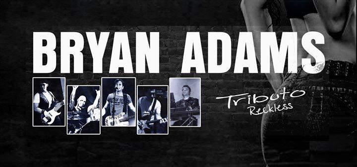 Bryan Adams Tributo - Bugio Terrace