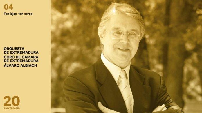 Conciertos de la Orquesta de Extremadura 2020-2021 – Tan lejos, tan cerca