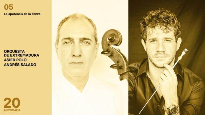 Conciertos de la Orquesta de Extremadura 2020-2021 – La apoteosis de la danza
