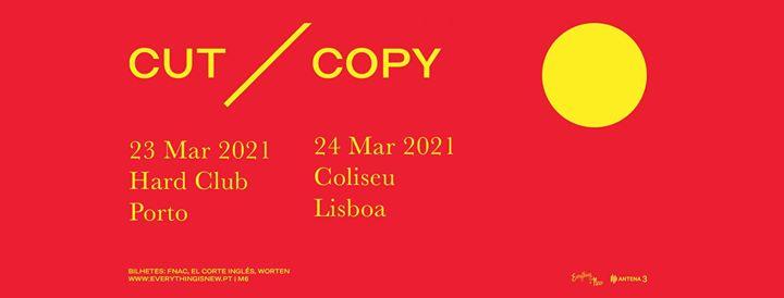 Cut Copy // Coliseu de Lisboa