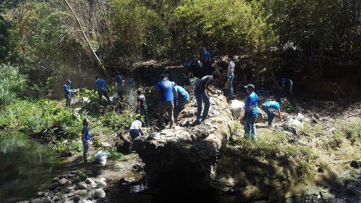 Taller Virtual 'Jornadas de Limpieza en Ríos y Quebradas' SEPT