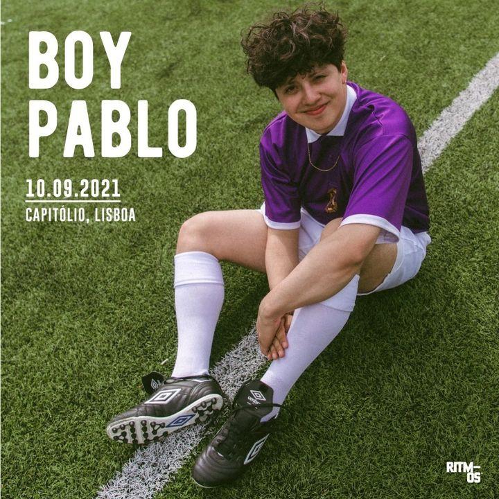 Boy Pablo | Capitólio, Lisboa Portugal
