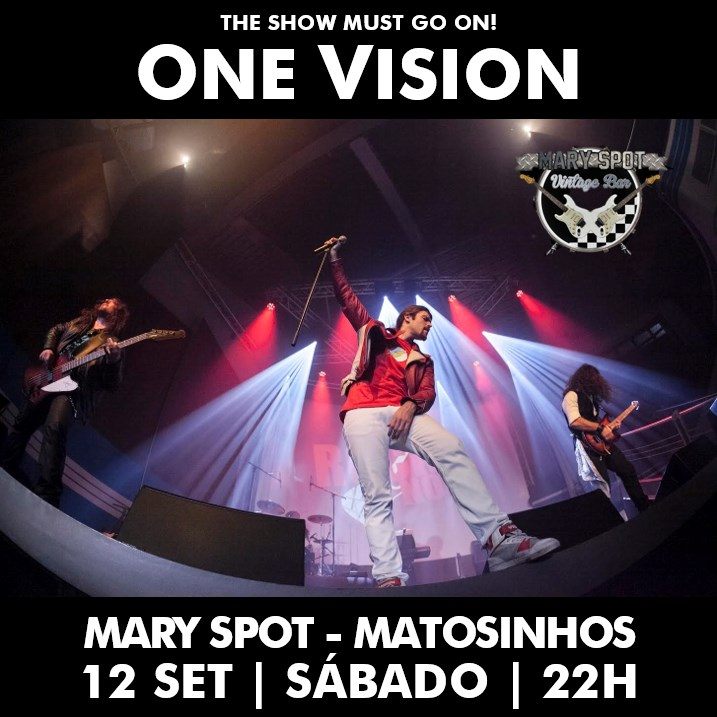 One Vision Tributo Queen @ Mary Spot Vintage Bar