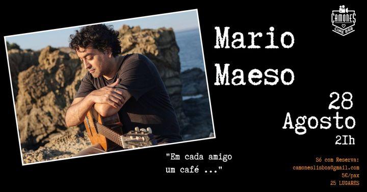 Mario Maeso - ao vivo!