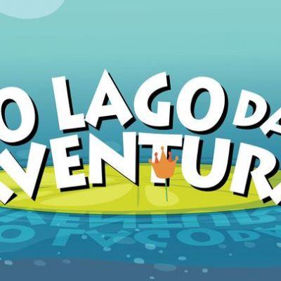 O lago da aventura