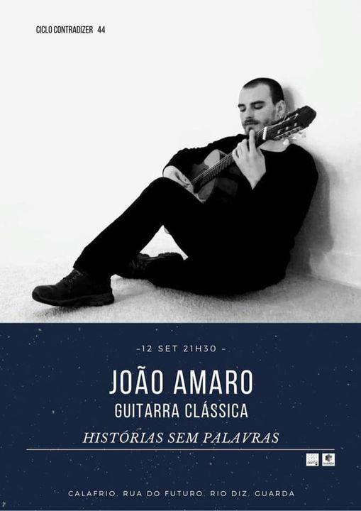 ContraDizer 44 | João Amaro | Histórias sem palavras