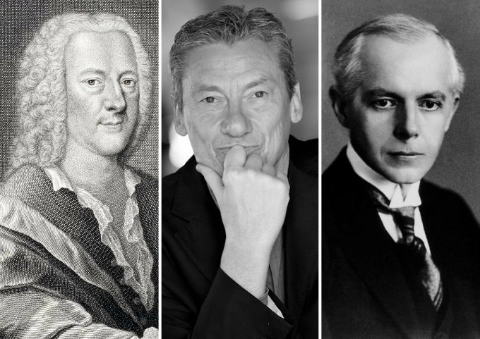 Telemann, Séjourné e Bartók