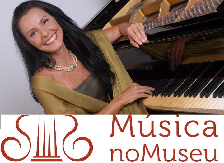 Pianista Fernanda Canaud - Música no Museu