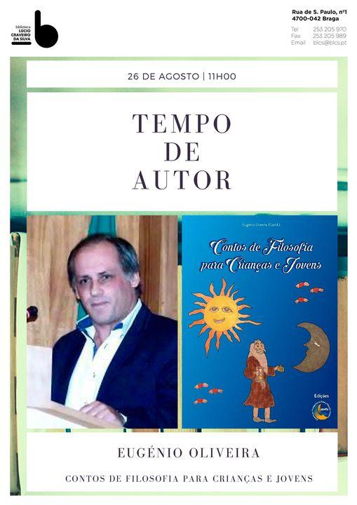 Tempo de Autor | Eugénio Oliveira