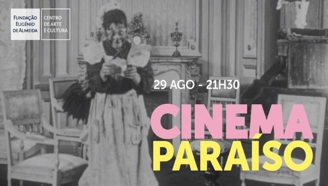 Cinema Paraíso - Celina da Piedade faz música para curtas mudas no feminino