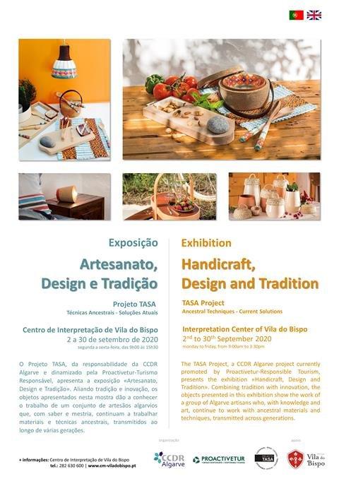 Centro de Interpretação de Vila do Bispo acolhe exposição de artesanato