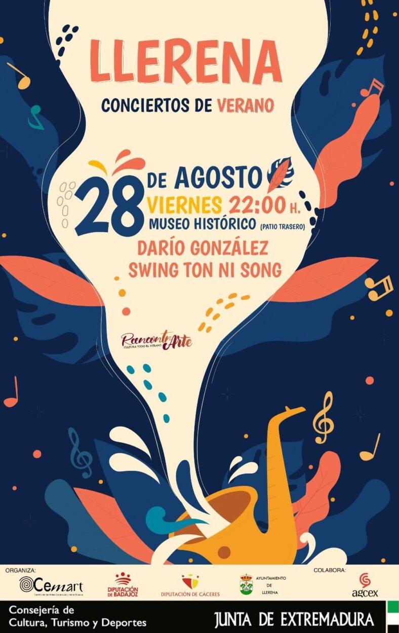 Concierto de verano en el Museo Ciudad de Llerena
