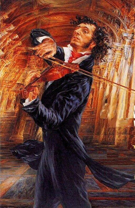 Concerto Paganini & Canto