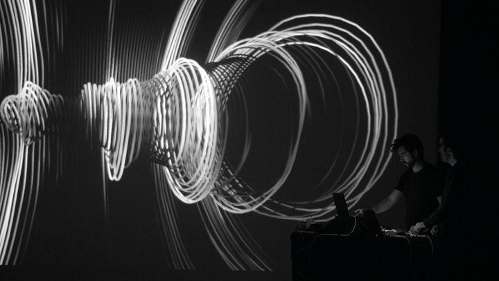 Boris Chimp 504 - concerto de música eletrónica