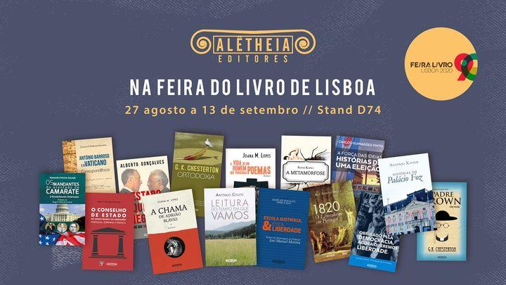 Feira do Livro de Lisboa'20   Stand D74