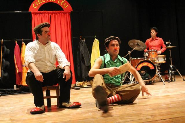 Circ'Au'Léu, espetáculo circense para famílias