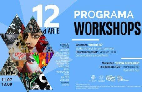 Workshop 'Galo Bilha'