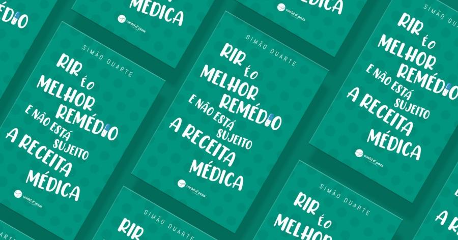 Apresentação do livro «Rir é o melhor remédio e não está sujeito a receita médica»