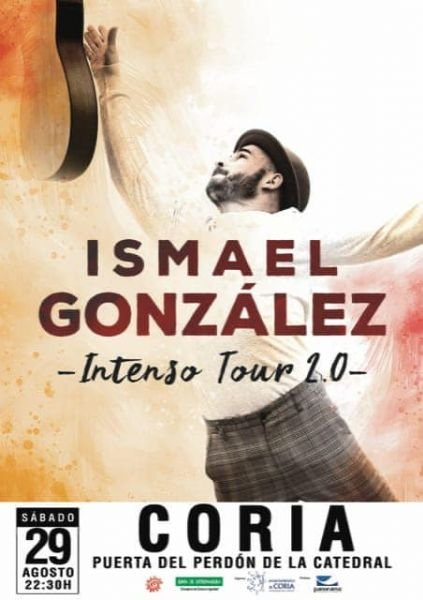 Actuación de Ismael González