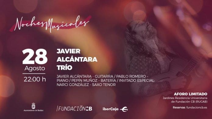Noches musicales con Javier Alcántara Trío
