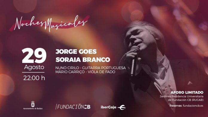 Noches musicales con Jorge Goes