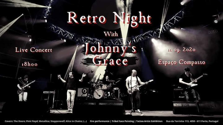 Retro Night with Johnny's Grace