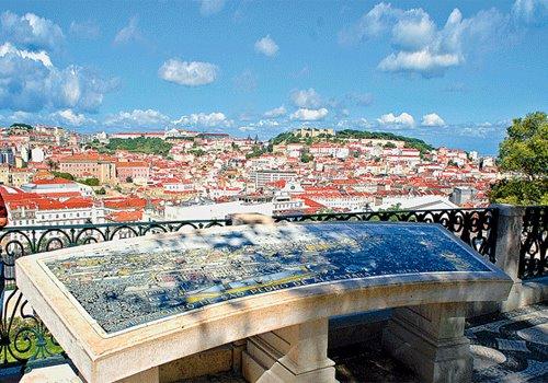 Passeio das 7 Colinas - Lisboa