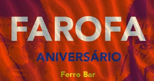 Farofa Aniversário
