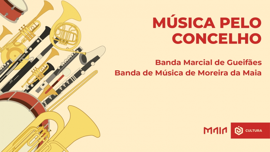 'Música pelo Concelho'