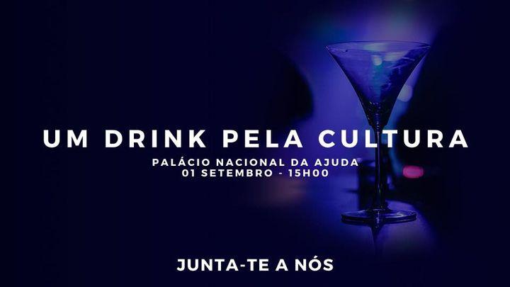 Um Drink pela Cultura
