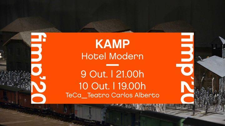 Fimp'20_ Kamp _ Hotel Modern