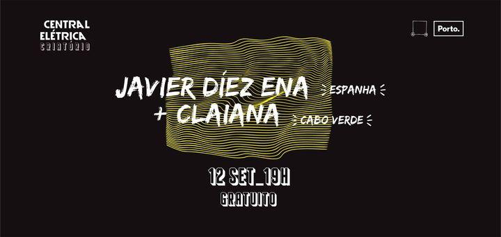 JAVIER DÍEZ ENA (ESP) + CLAIANA (CV) | CRIATÓRIO _ GRATUITO