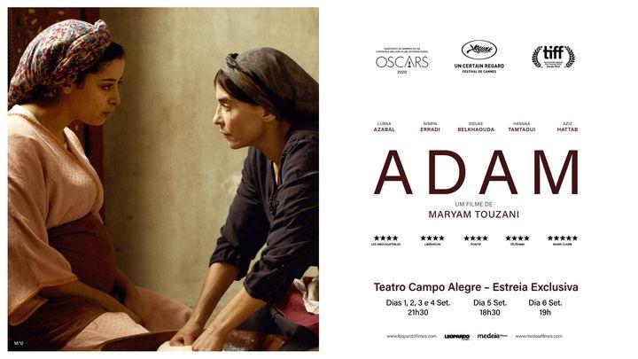 ADAM, de Maryam Touzani - Estreia no Teatro Campo Alegre