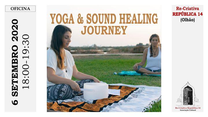 Yoga e Sound Healing com Ana Moreira e Laila Libardoni