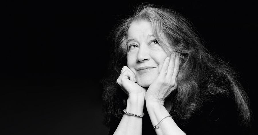 Martha Argerich com Orquestra Gulbenkian