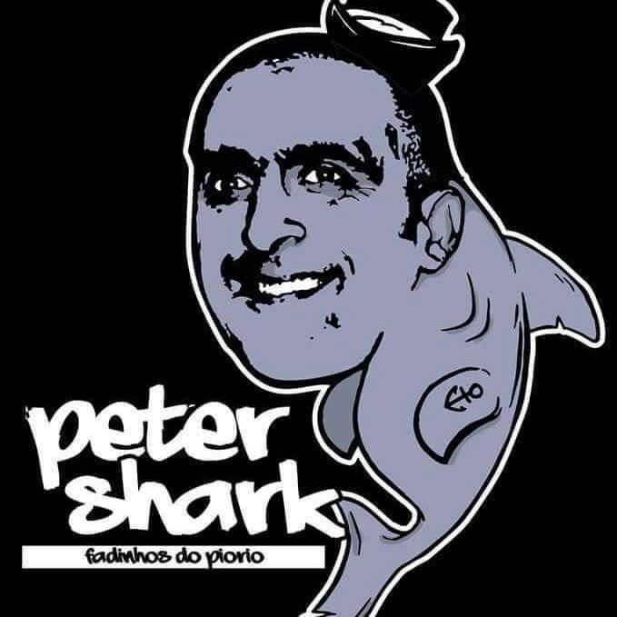Peter Shark & os Fadinhos do Piorio - Concerto Online