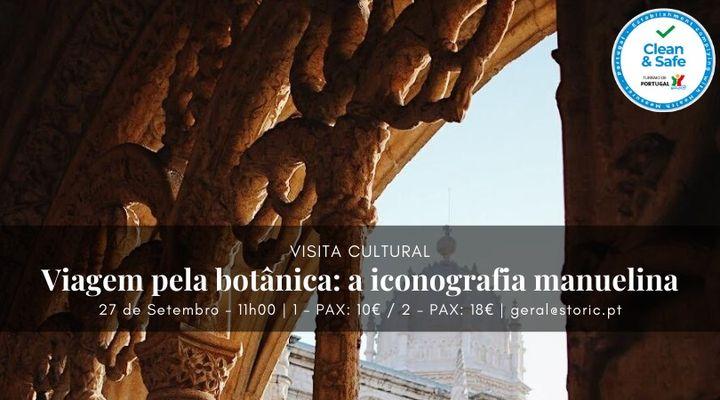 Viagem pela botânica: a iconografia manuelina