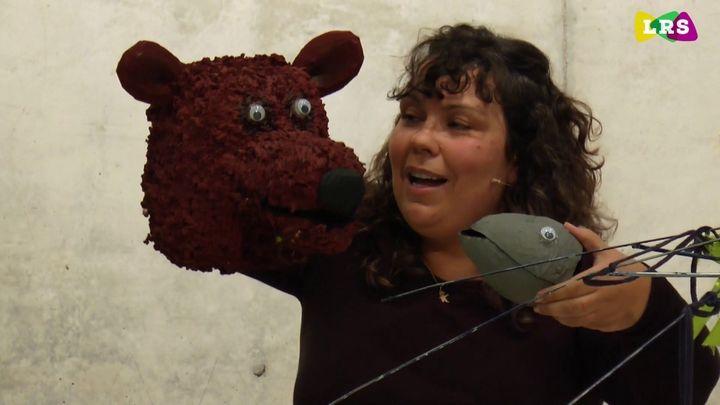 O mistério do urso de Wolf Earlbruch