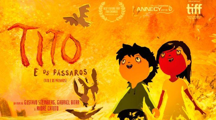 Cinema | TITO E OS PÁSSAROS, um filme de Gustavo Steinberg, Gabriel Bitar, André Catoto Dias