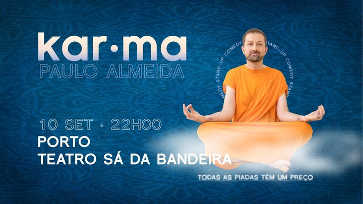 Karma no Porto // Paulo Almeida