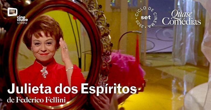 Julieta dos Espíritos (Federico Fellini, 1965)