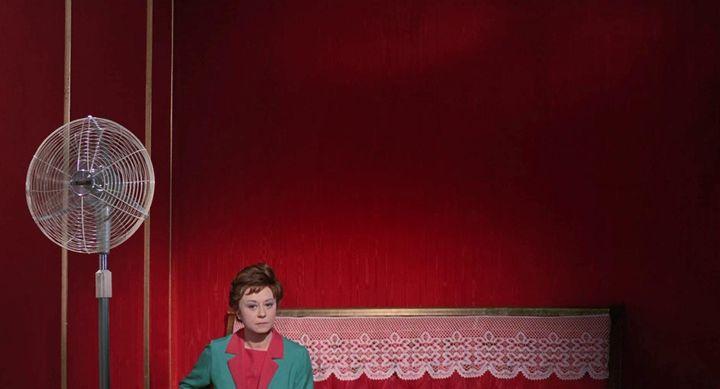 Julieta dos Espíritos de Federico Fellini
