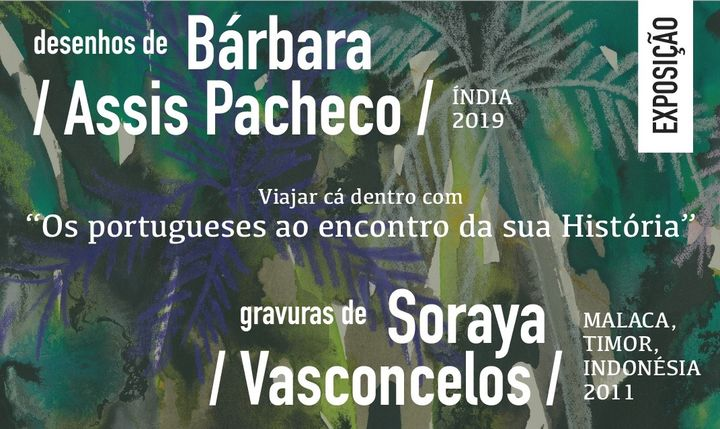 Exposição de Bárbara Assis Pacheco e Soraya Vasconcelos