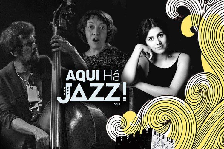 Trio de Beatriz Nunes, André Rosinha e Paula Sousa