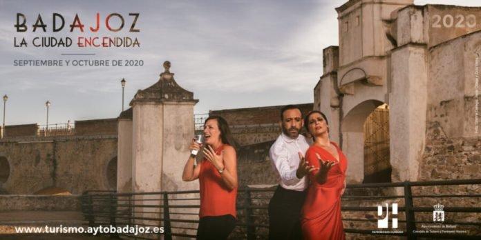 Badajoz, La Ciudad Encendida 2020 – Celia Romero